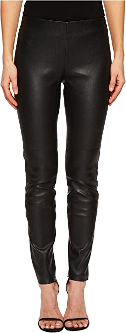 Lalegia Lamb Leather Pants