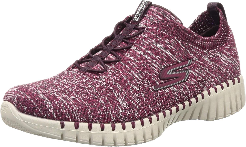 正規品 Skechers Women's Go Walk Smart 特価品コーナー☆ On Graceful Walking Slip Shoe