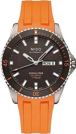 Ocean Star Caliber 80 Titanium - M0264304706100