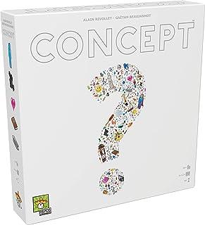Concept - Asmodee - Jeu de société - Jeu de communication par l'image