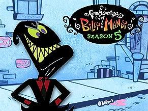 The Grim Adventures of Billy & Mandy Season 5