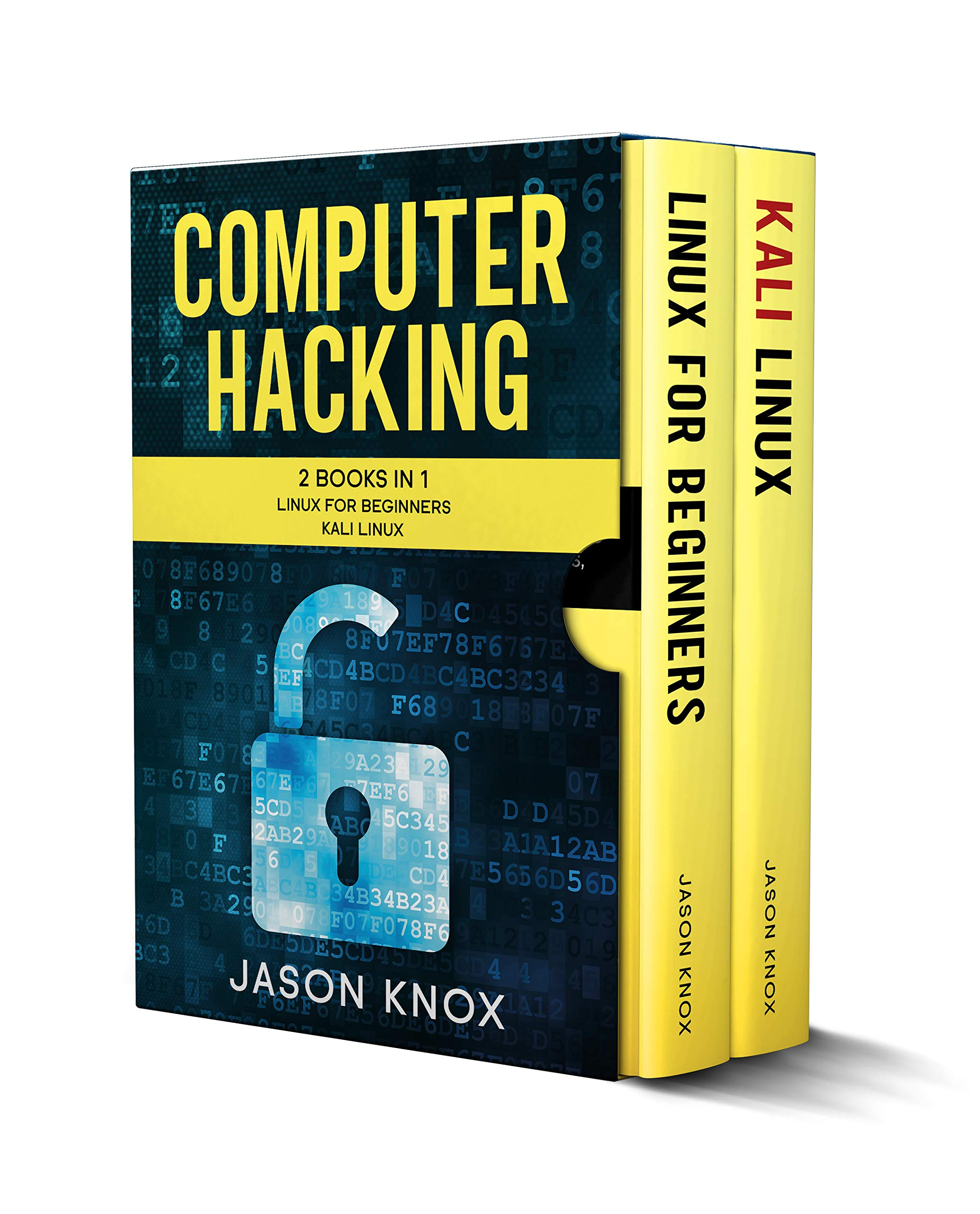 Image OfComputer Hacking: 2 Books In 1: Linux For Beginners + Kali Linux (English Edition)