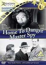 Home To Danger/Master Spy [DVD] [Reino Unido]