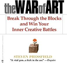the war of art steven pressfield audiobook