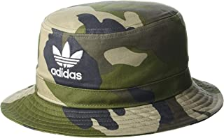 71504d801cce6 adidas Men s Originals Camo AOP Bucket Hat