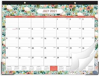 """2021-2022 Desk Calendar - 2021-2022 Monthly Desk Calendar, July 2021 - December 2022, Desk/Wall Monthly Calendar , 22"""" x 1..."""