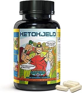KetoKjeld | BHB Exogenous Ketones Supplement to Stay On Track for Keto Diet | Keto Pills for Ketosis | Keto BHB Salts, Keto Diet, Keto Supplements for Ketosis, Ketones Exogenous, Keto Salt