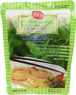 Sea Tangle Noodle Co, Noodles With Green Tea, 12 Ounce