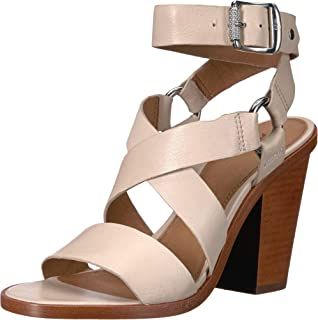 FRYE SARA HARNESS SANDAL womens Flat Sandal