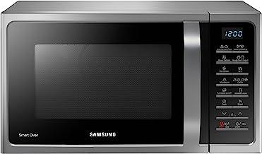 Samsung MC28H5015AS - Microondas (Encimera, combinado, 28 L, 900 W, Botones) color negro