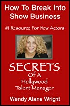 secrets of a hollywood talent manager book