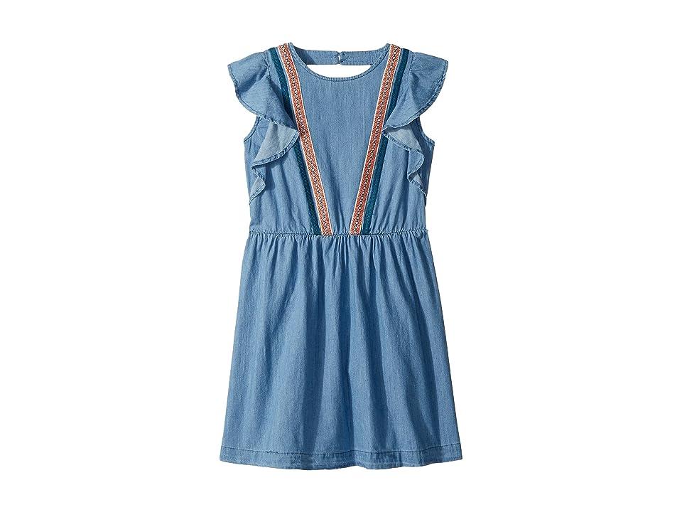 Lucky Brand Kids Dawn Dress (Big Kids) (Ryder Wash) Girl