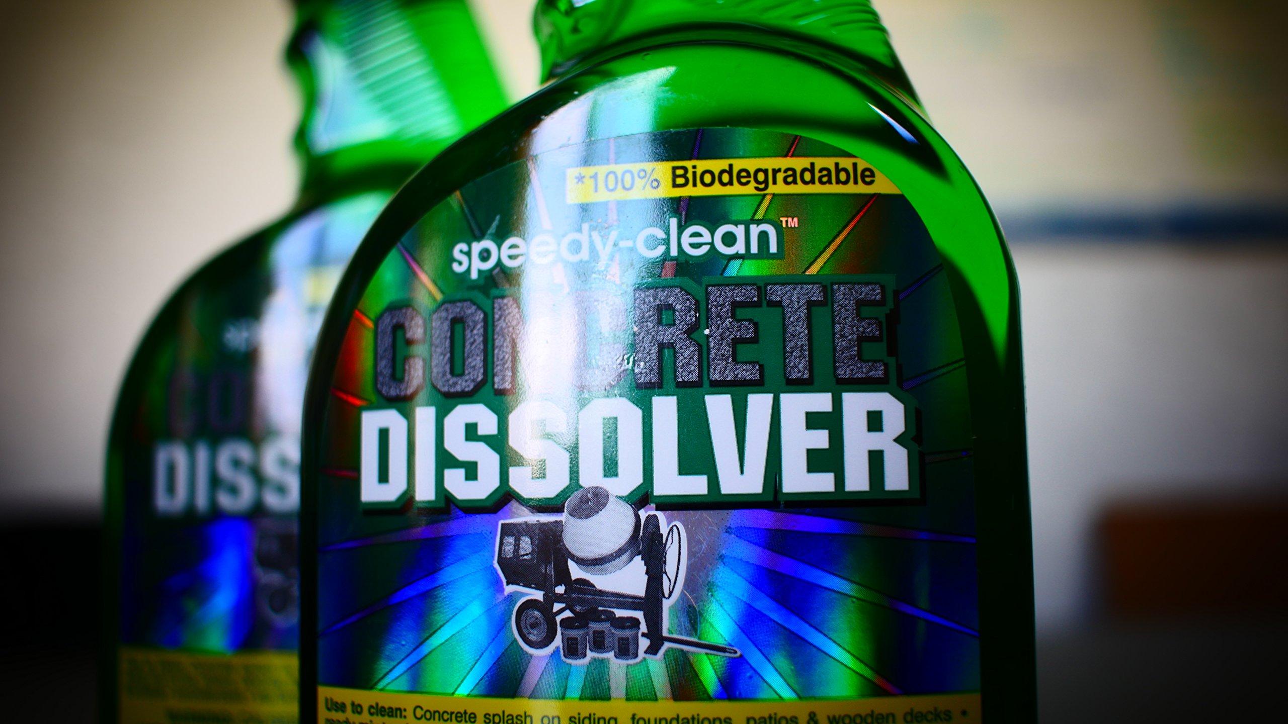 Speedy disolvente de hormigón de limpieza: Amazon.es: Hogar