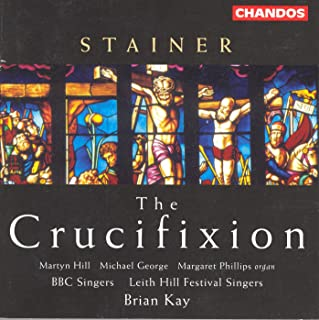Best stainer's crucifixion music Reviews