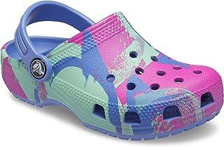 Crocs Classic Ombreblock Clog Kids, Obstrucción Unisex niños