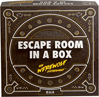 escape the room christmas alexa