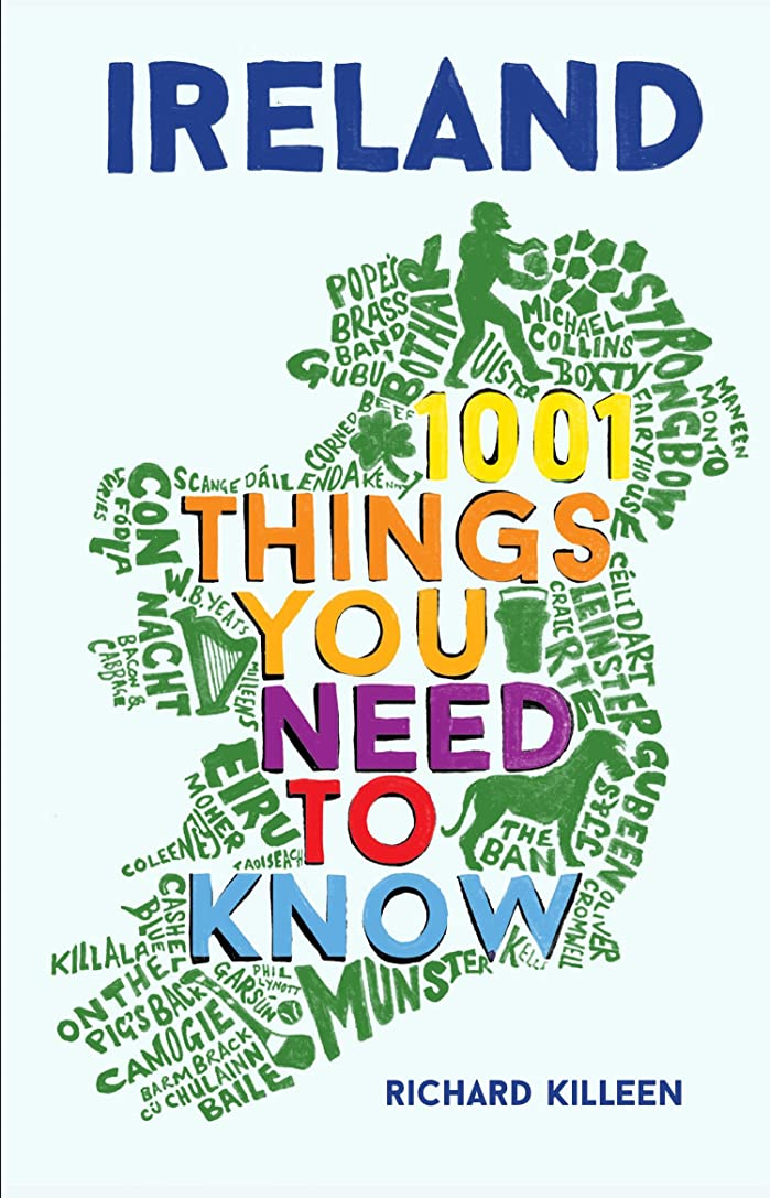 オピエートドラッグ差別的Ireland: 1001 Things You Need to Know (English Edition)