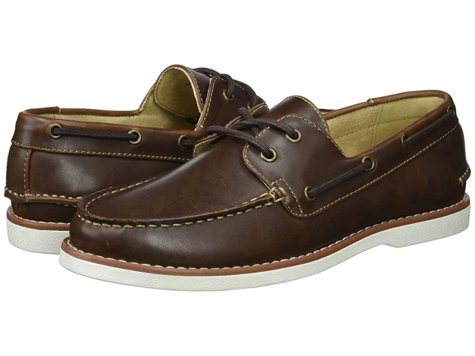Kenneth Cole Unlisted Santon Boat (Brown) Men