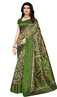 5d797336b2 Art Silk Women's Sarees: Buy Art Silk Women's Sarees online at best ...