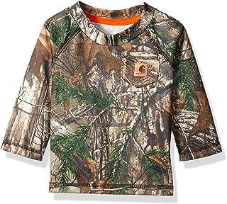 Carhartt Boys' Long Sleeve Force Tee Shirt