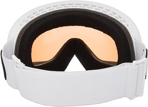 Gloss White Frame/Brose Lens