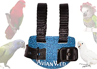 Avianweb Sparkly Bird Harness/Bird Vest only (Leash is NOT Included)
