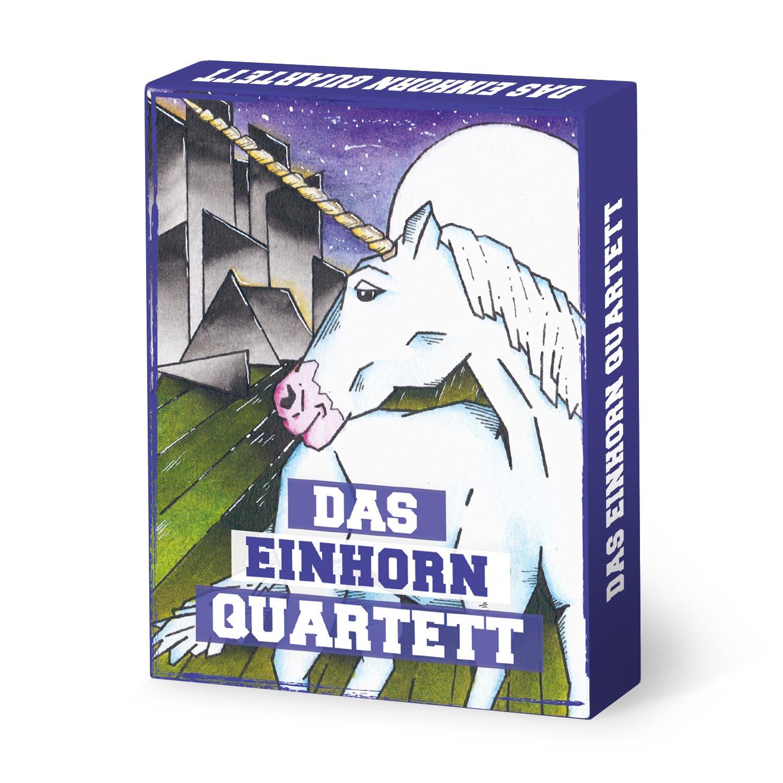 quartett. Net quai030 el Unicornio, Juego , color/modelo surtido: Amazon.es: Juguetes y juegos