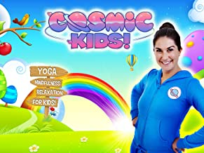 Cosmic Kids Yoga Adventures