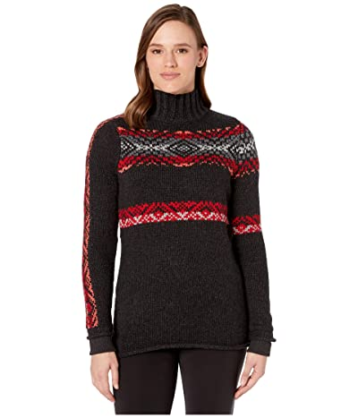 Smartwool CHUP Speren Wrap Sweater (Charcoal Heather) Women