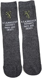 Primark Ladies Trainer Socks GAME OF THRONES Jon Snow Shoe Liners Size 4-8
