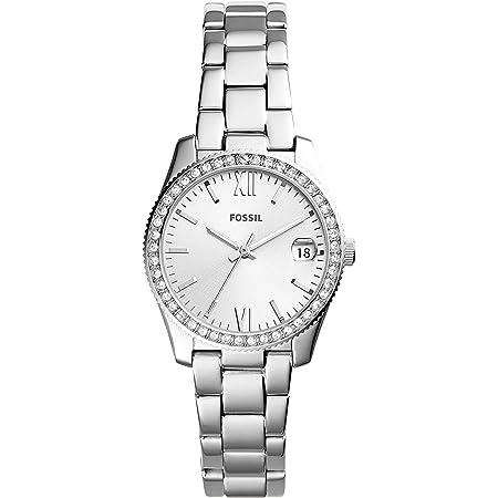 Fossil Women's Scarlette Mini Stainless Steel Quartz Watch