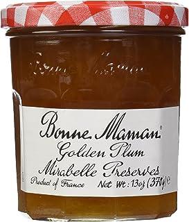 Bonne Maman Preserves Golden Plum Mirabelle, 13 Ounce (Pack of 6)