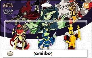 Shovel Kny: Treasure Trove Amiibo 3 件装(任天堂切换)