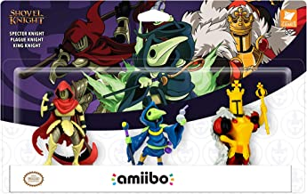 Yacht Club Games Shovel Knight: Treasure Trove Amiibo 3 Pack (Nintendo Switch)