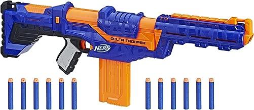 big blue nerf gun