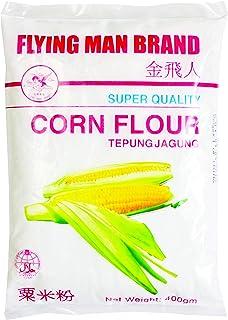 Flying Man Corn Flour, 400gm