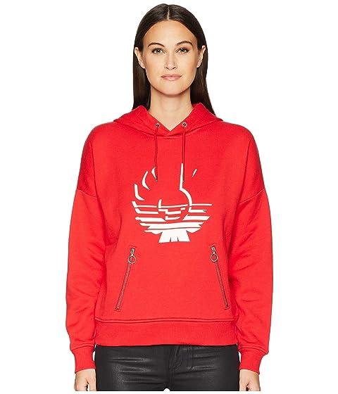 BELSTAFF Devonia Phoenix Logo Hoodie