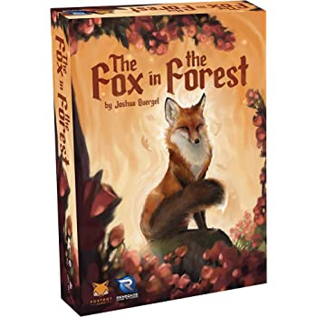 Renegade Game Studios The Fox in the Forest Card Game