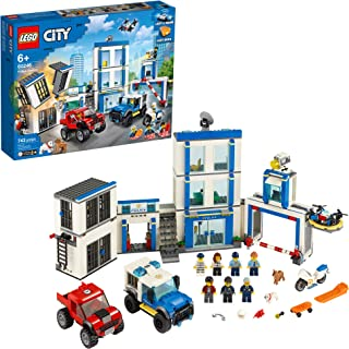 Amazon Ca Lego Police Station