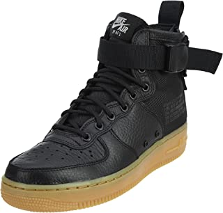 Nike WMNS SF Air Force 1 Mid Casual Women Sneakers - 9.5