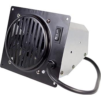 Dyna-Glo Vent-Free Wall Heat Fan