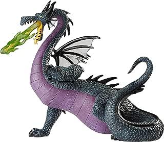 Enesco Disney Showcase Collection Sleeping Beauty Maleficent Dragon Figurine, 7.95 Inch, Mutlicolor