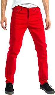 Best mens jeans red Reviews