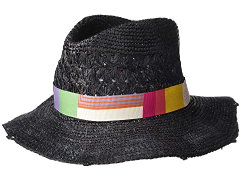 Paul Smith Natural Crochet Hat