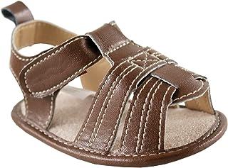 Luvable Friends Sandalia Casual de niño - K Zapatos de bebé para Bebé-Niños