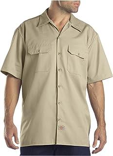 Men's Short-Sleeve Work Shirt