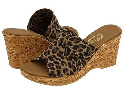 Onex Christina (Brown Leopard) Women