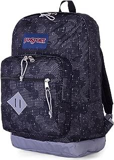 JanSport City Scout Laptop Backpack (Multi Moving Dots) LIMIT EDITION COLOR