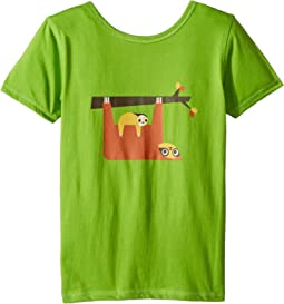 4Ward Clothing PBS KIDS® - Rainforest Graphic Reversible Tee (Toddler/Little Kids)