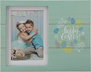 Fine Photo Gifts Wood Happy Easter 5x7 Picture Frame